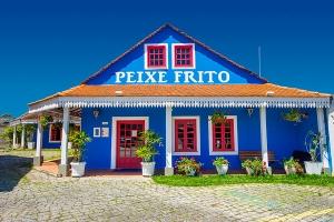 Restaurante Peixe Frito - Curitiba